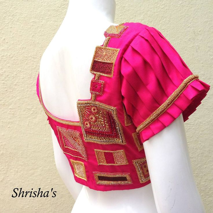 Shrishas Fashion Designer. Contact : 098946 14882. 04 November 2016