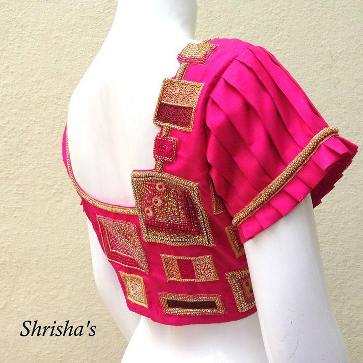 Shrishas Fashion Designer. Contact : 098946 14882. 04 November 2016
