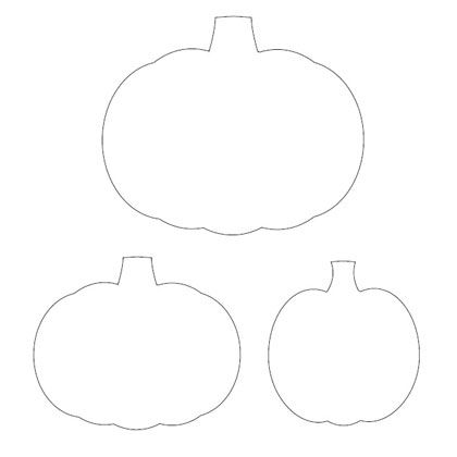 123 best images about templates for crafts on pinterest for Small halloween pumpkin templates