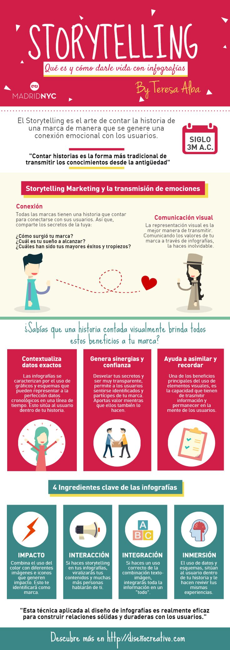 Ventajas del #Storytelling como Estrategia de #Marketing. Porque como dice…