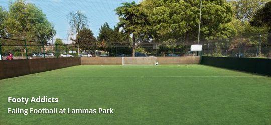 Image result for lammas park ealing