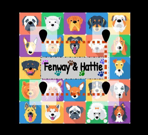 Fenway and Hattie Game