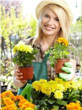 продажба на цветя