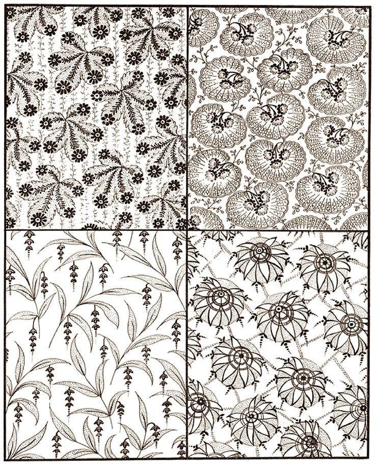 """Мобильный LiveInternet Книга """"600 Decorative Floral designs"""". Всё в ажуре)))   Decor_Rospis - Intra Bonus, Exi Melio. Войди хорошим, выйди лучшим  """