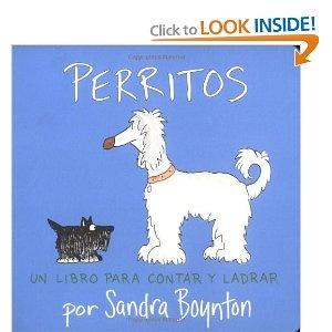 Perritos.  Por Sandra Boynton.