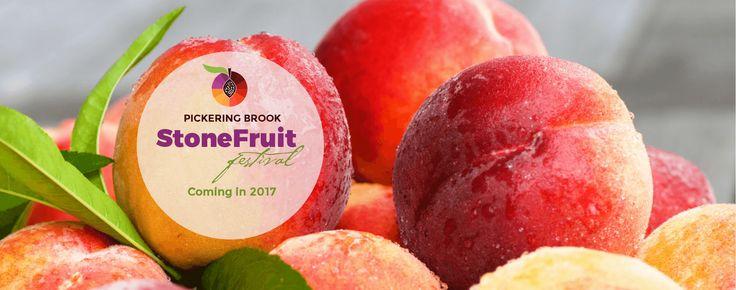 Pickering Brook Stone Fruit festival