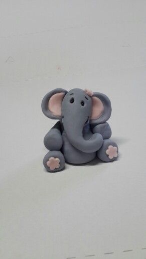 Marvelous Elephant Cake Topper