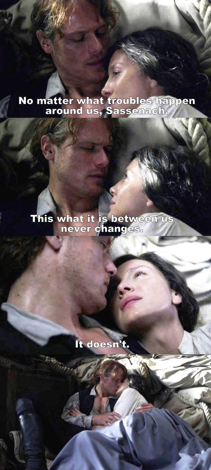 Outlander S03E09 - Jamie & Claire