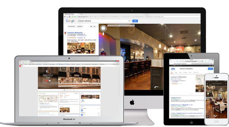 Wycieczki Business View by Google na Urządzenia Mobilne http://www.zdjecia-reklamowe.pl/osiemdziesiat-procent-sukcesu-jest-wyswietlany/