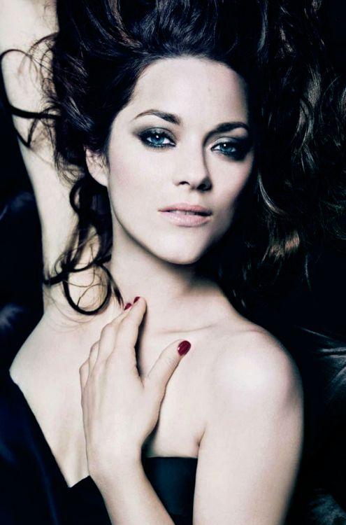 Smoky-eye parfait - Marion Cotillard -