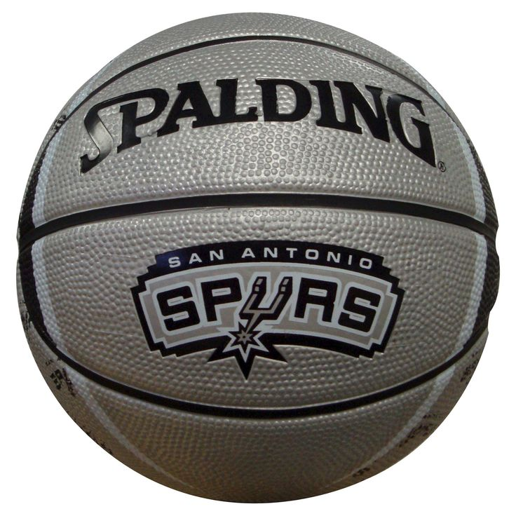 Spalding - NBA 7 Inch Mini Basketball San Antonio Spurs