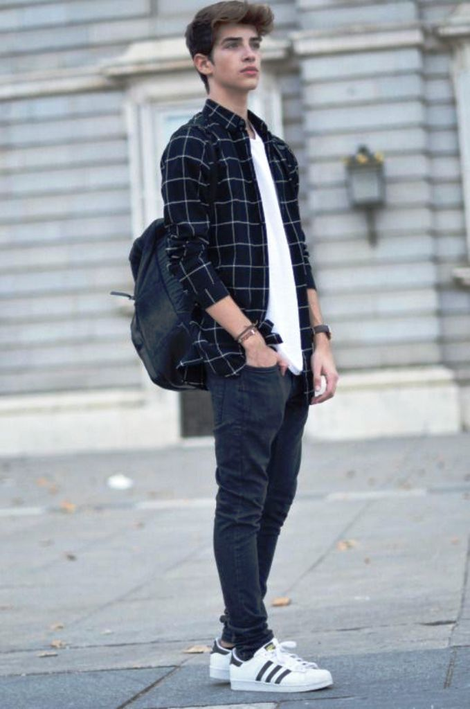 aca5734ee5c45 24 Cool Teen Fashion Looks For Boys In 2016
