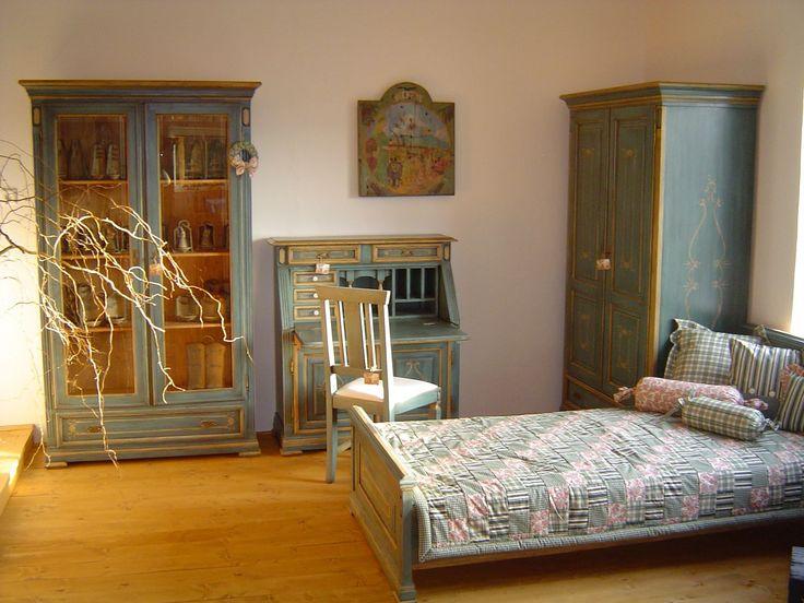 Ručně malovaný nábytek | BALNABED s.r.o.