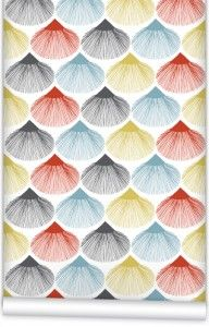 Parasols - living room wall available in different colours
