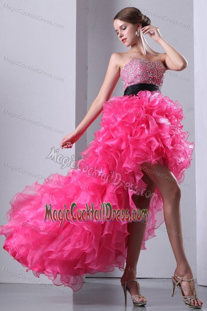 Mejores 7 imágenes de Pink Cocktail Dresses en Pinterest | Vestidos ...