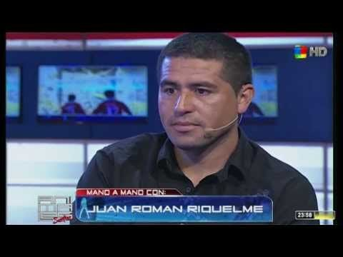 Animales Sueltos - Juan Román Riquelme.