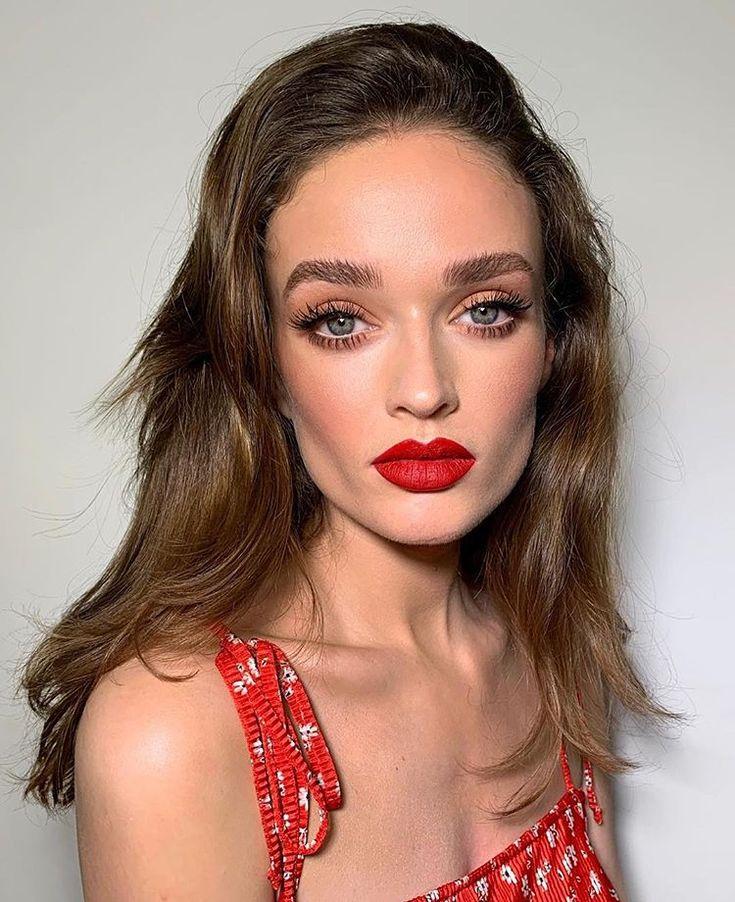 "Anaëlle 🦁🥖🥐🌸 on Instagram ""nikki_makeup ️"