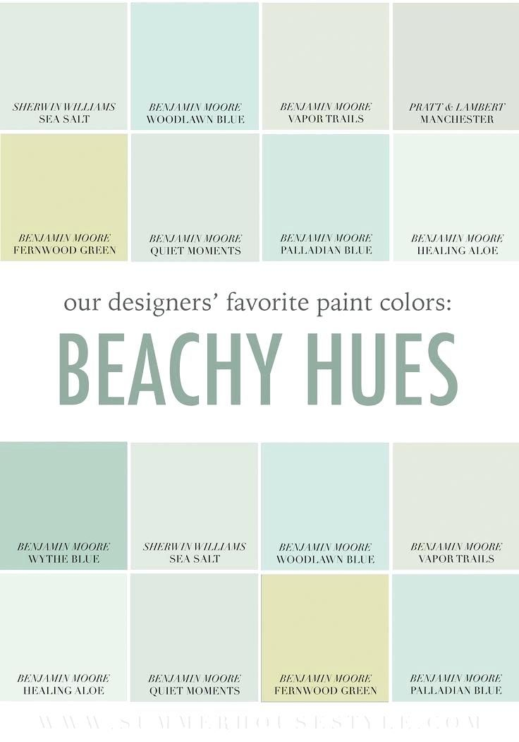 Image Result For Beach House Color Schemes Benjamin Moore