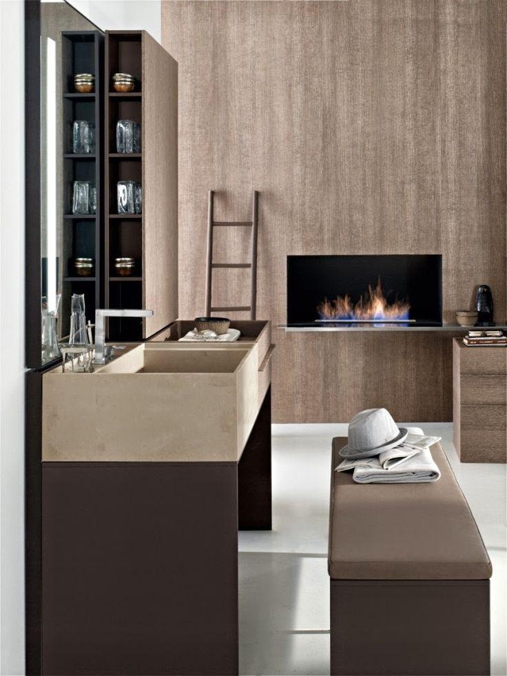 126 best diseños de baños images on pinterest   architecture ... - Muebles De Bano Diseno Italiano