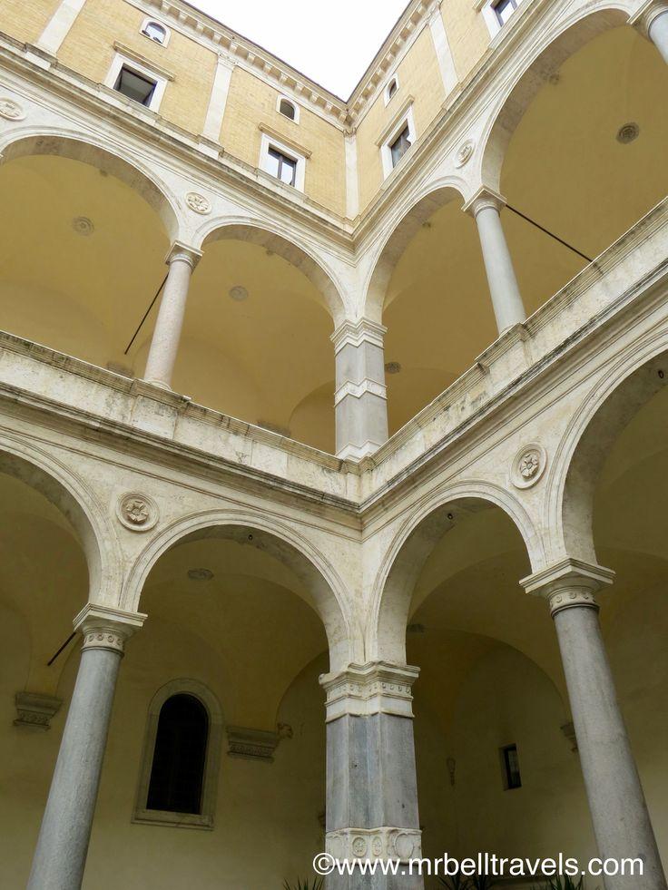 Palazzo della Cancelleria, Rome
