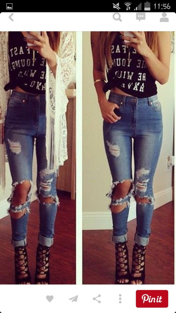 There are 6 tips to buy these jeans.