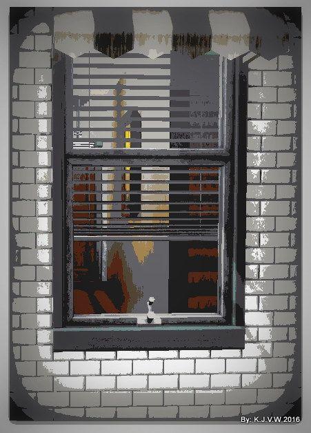 https://flic.kr/p/Dx7uFK | Hollands Winkelpand/Dutch Retail-Store 3 | Window View