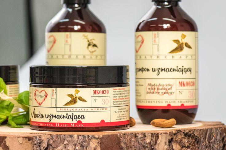 Naturalna pielęgnacja włosów od The Secret Soap Store! <3 Dostępna tutaj: http://secret-soap.com/pielegnacja-wlosow-187 #haircare #pielegnacjawloswo #naturalnekosmetyki #naturalcosmetics #thesecretsoapstore