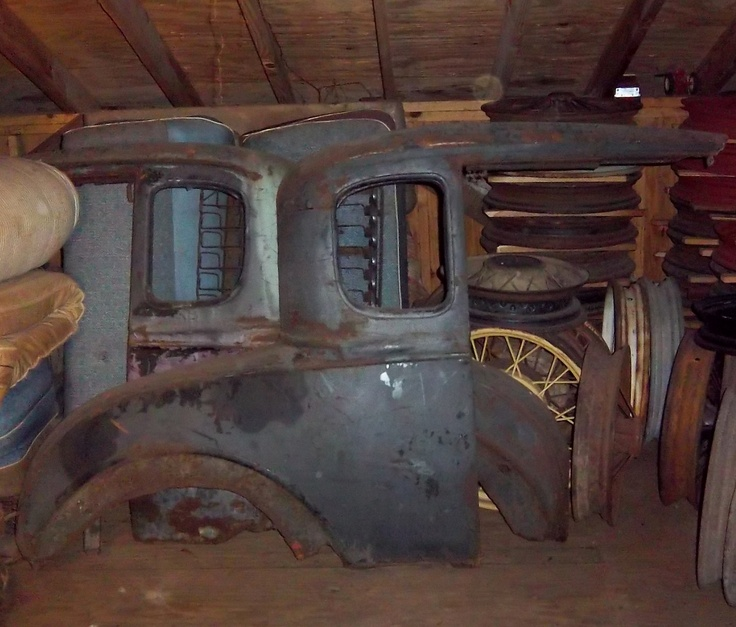Classic Cars Denver >> Pin on Barn Finds - Dusty & Rusty Relics