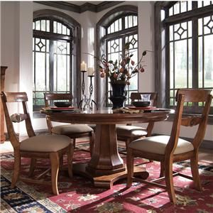 Casual dining fit for royalty  Kincaid s solid wood Tuscano collection 84 best Kincaid Furniture images on Pinterest   Kincaid furniture  . Kincaid Stonewater Tall Dining Table. Home Design Ideas