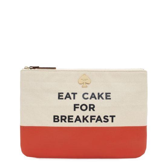 Kate Spade 'Eat Cake for Breakfast' $78.00