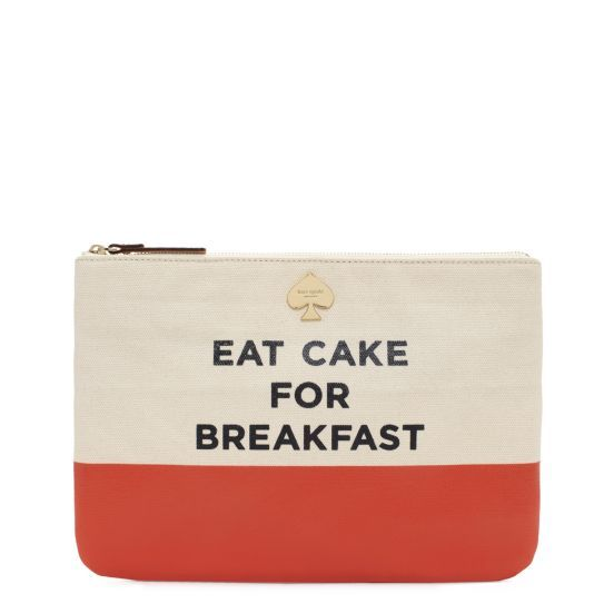 Kate Spade - Eat Cake for Breakfast | The House of Beccaria