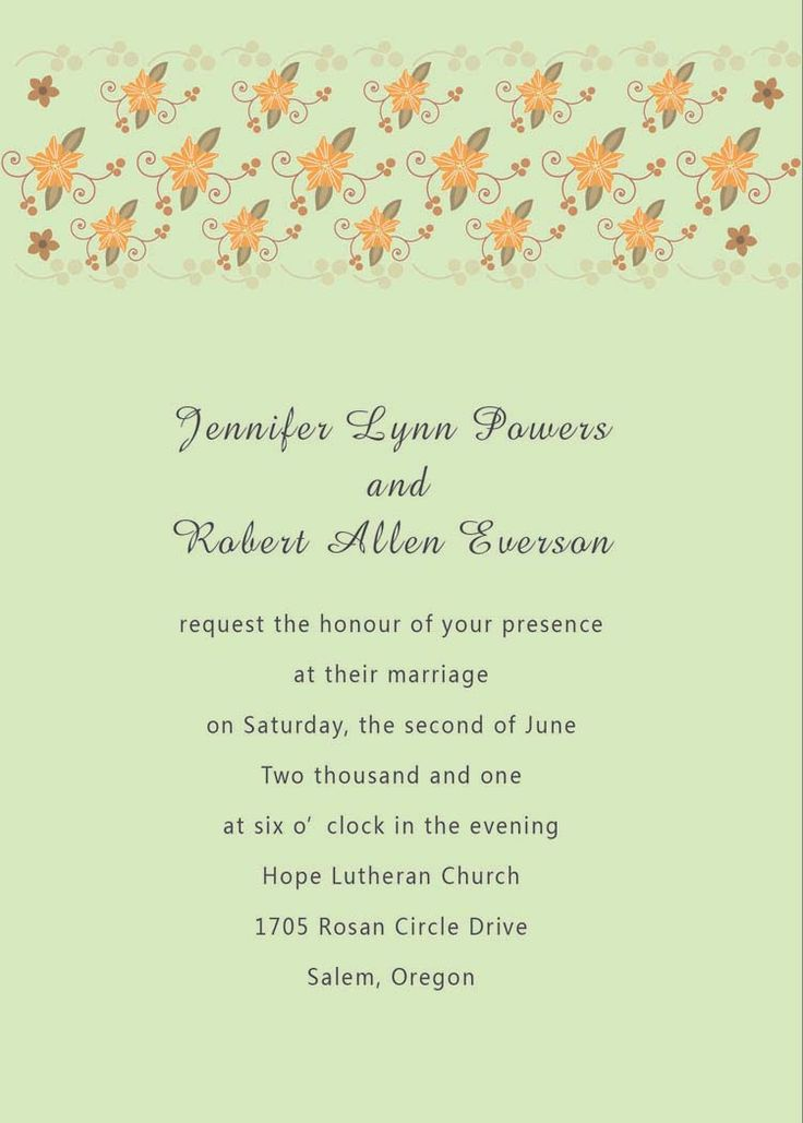 1053 best Wedding Invitations images on Pinterest | Invitations ...