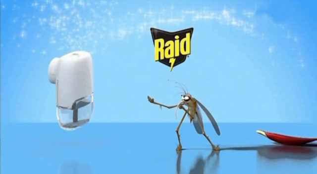 Raid e la guerra contro le zanzare Dopo il pacifismo degli anni 70, comunque, negli anni 80 essere forti era tornato figo. Erano gli anni di Goldrake, Reagan, Rambo e Top Gun e menare le mani, lanciare missili o sparare raggi fotonici #raid #zanzare #anni80