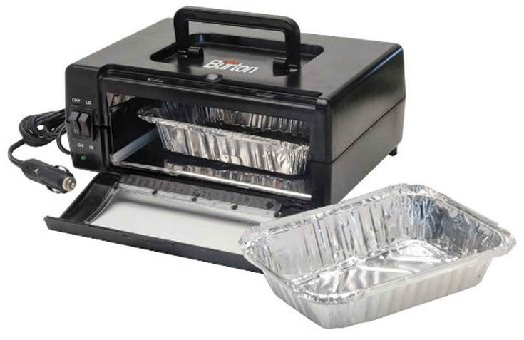 Cook, bake, and warm foods in the convenience of your vehicle or any 12V power supply. To easily prepare meals, consider making meals before your trips an...