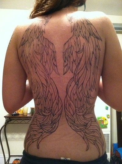 17 best images about wings tattoos on pinterest ribs for Twisted tattoo chicago