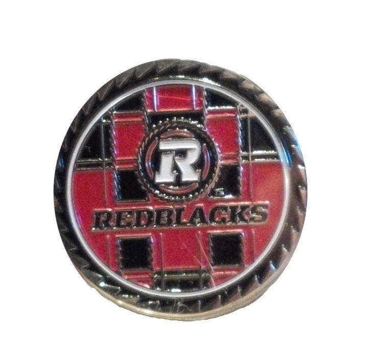 Ottawa Redblacks Tossing Coin