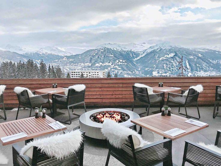 The Crans Ambassador - Best hotels in Switzerland - Geneva Blog