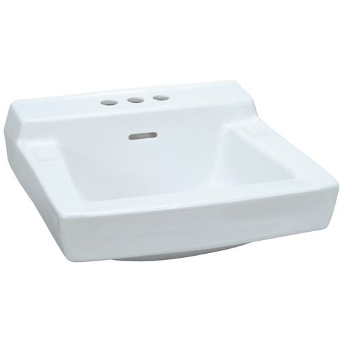 Gerber Wall Hung Sink : Gerber Plymouth Wall-Hung Lavatory Master Suite Ideas/Inspiration ...