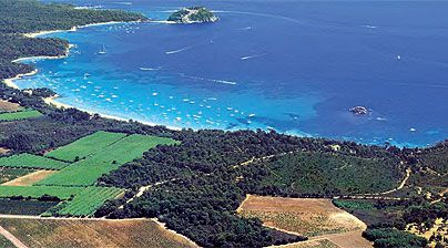 Best beaches on the French Riviera: L'Estagnol, Bormes-les-Mimosas