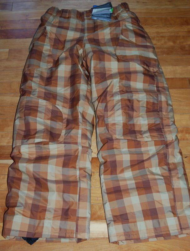 Patagonia Kid's Snow Bum Pants Sz XL(14) $140 NWT #Patagonia #Everyday