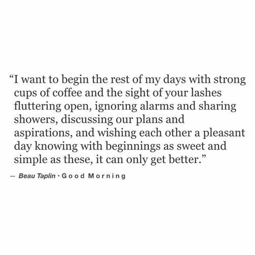 This is all I want.