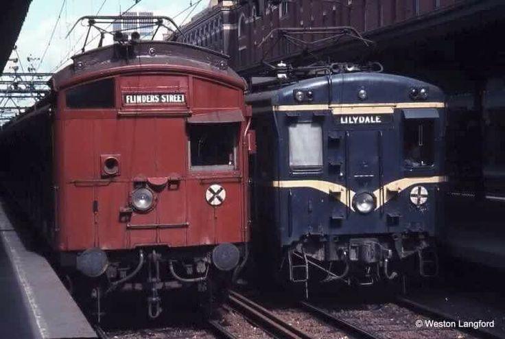 Melbourne- circa 1982