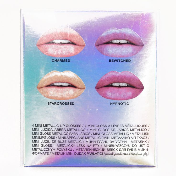 Huda Beauty Winter Solstice Mini Lip Strobe Collection Review, Photos, Swatches