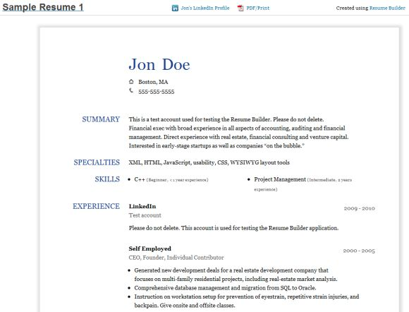 Best 25+ My resume builder ideas on Pinterest Best resume, Best - linkedin resume generator