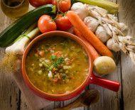 Recipe: Hearty Tomato Bean and Veggie Soup