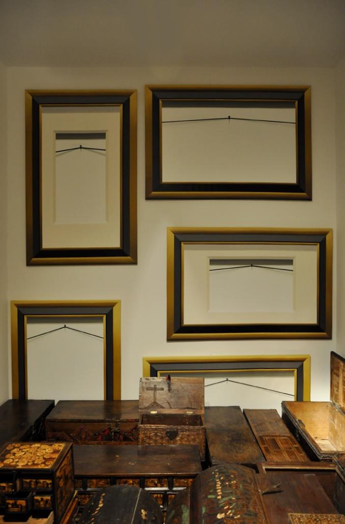 Sala 'Interior'  (Foto: Rui Macedo)