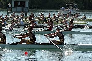 Row again at the Royal Canadian Henley Regatta
