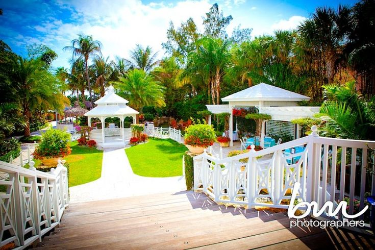 Place for wedding outside in south miami florida best for Best wedding locations in southern california