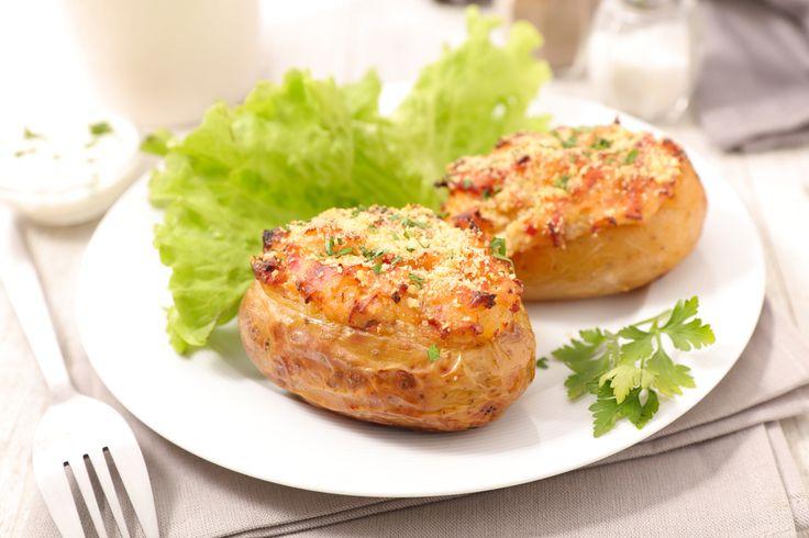 Pečené brambory na dva lahodné způsoby