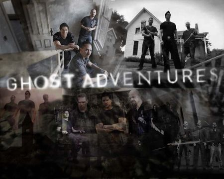 Ghost Adventures - TV Series Wallpaper.